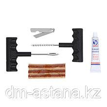 МАСТАК Набор для ремонта бескамерных шин, 6 предметов МАСТАК 109-40005