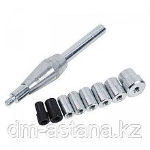 МАСТАК Набор оправок для установки сцепления, 10 предметов МАСТАК 104-00010