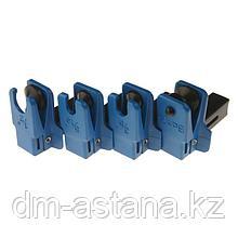 МАСТАК Набор заглушек для патрубков с металлическими наконечниками, 4 предмета МАСТАК 102-10004