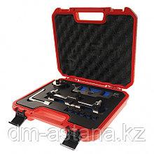 МАСТАК Набор фиксаторов для двигателей MB, кейс, 8 предметов МАСТАК 103-21308C