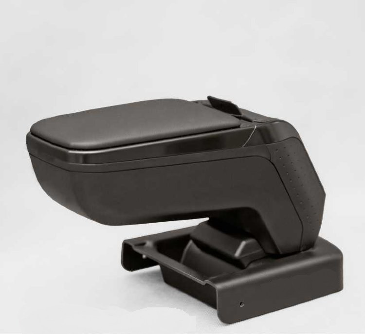 """Подлокотник """"Armster"""" 2 с боксом для Fiat 500 (2007-2010) Black"""