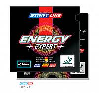 START LINE Energy Expert 2,0 black- накладка для теннисной ракетки