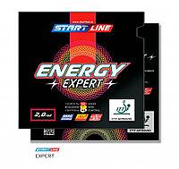 START LINE Energy Expert 2,0 red - накладка для теннисной ракетки