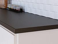 Столешница Бриллиант темный графит №1207/Br