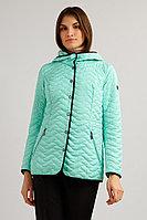 Куртка женская Finn Flare, цвет светло-зеленый, размер 2XL