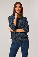 Блузка женская Finn Flare, цвет темно-синий, размер XL