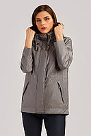 Куртка женская Finn Flare, цвет серый, размер XL