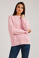 Джемпер женский Finn Flare, цвет светло-розовый, размер L