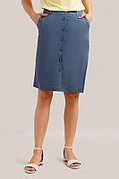 Юбка женская Finn Flare, цвет голубой (150), размер L