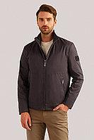 Куртка мужская Finn Flare, цвет темно-серый, размер 4XL