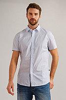 Рубашка мужская Finn Flare, цвет голубой, размер S