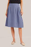 Юбка женская Finn Flare, цвет серо-голубой, размер XS