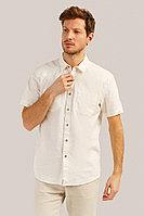 Рубашка мужская Finn Flare, цвет молочный, размер L