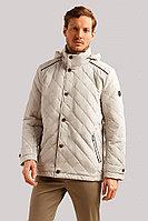 Куртка мужская Finn Flare, цвет серый, размер XL