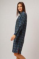Платье женское Finn Flare, цвет темно-синий, размер S
