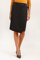 Юбка женская Finn Flare, цвет черный, размер XS