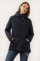 Куртка женская Finn Flare, цвет темно-синий, размер 5XL