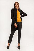 Полупальто женское Finn Flare, цвет черный, размер 2XL