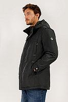 Куртка мужская Finn Flare, цвет темно-серый, размер 3XL