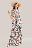Платье женское Finn Flare, цвет белый, размер XS