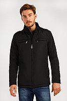 Куртка мужская Finn Flare, цвет черный, размер 5XL