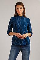 Блузка женская Finn Flare, цвет темно-синий, размер S