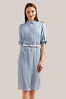 Платье женское Finn Flare, цвет голубой, размер XL