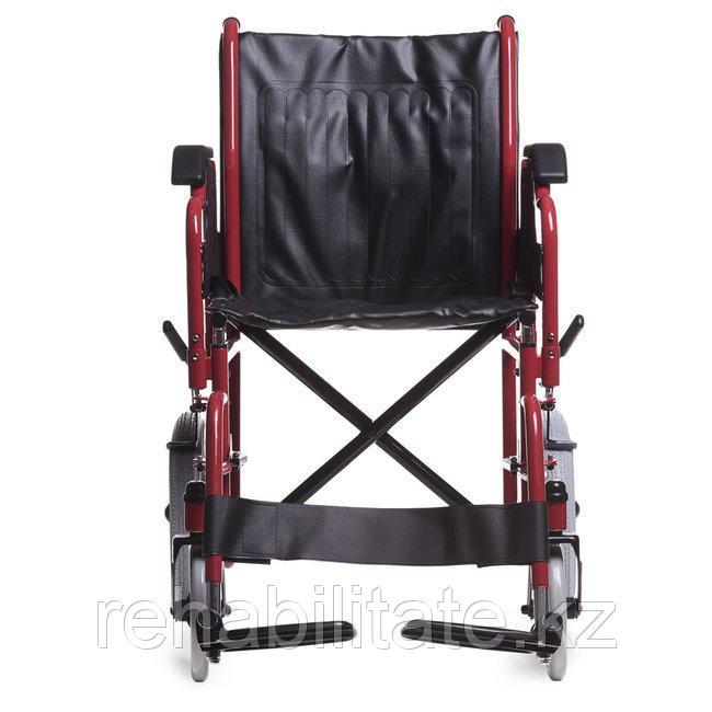 Кресло каталка на пневматических колесах FS904В-44