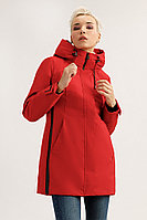 Куртка женская Finn Flare, цвет красный, размер S