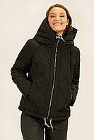 Куртка женская Finn Flare, цвет черный, размер 3XL