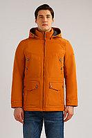 Куртка мужская Finn Flare, цвет желтая охра, размер XL