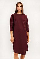 Платье женское Finn Flare, цвет сливовый, размер 2XL