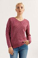 Джемпер женский Finn Flare, цвет ярко-розовый, размер XL