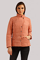 Куртка женская Finn Flare, цвет синий, размер 2XL