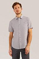 Рубашка мужская Finn Flare, цвет светло-серый, размер XL