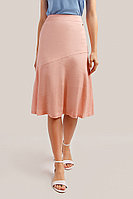 Юбка женская Finn Flare, цвет розовый, размер XS