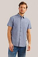 Рубашка мужская Finn Flare, цвет темно-синий, размер S