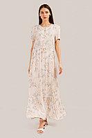 Платье женское Finn Flare, цвет молочный, размер XL
