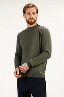 Джемпер мужской Finn Flare, цвет хаки, размер 3XL