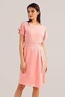 Платье женское Finn Flare, цвет розовый, размер XS