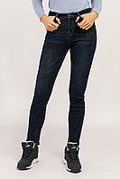 Джинсы женские Finn Flare, цвет темно-синий, размер W36/L32