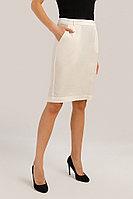 Юбка женская Finn Flare, цвет молочный, размер 2XL