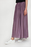 Юбка женская Finn Flare, цвет серо-сиреневый, размер 2XL