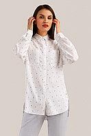 Блузка женская Finn Flare, цвет белый, размер M
