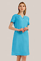 Платье женское Finn Flare, цвет бирюзовый, размер XS