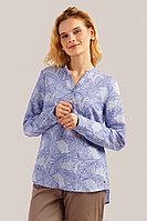 Блузка женская Finn Flare, цвет сиреневый, размер S