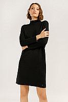 Платье женское Finn Flare, цвет черный, размер XS