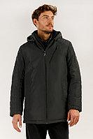 Куртка мужская Finn Flare, цвет темно-серый, размер 2XL