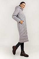 Пальто женское Finn Flare, цвет серый шелк , размер XS