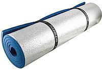 Коврик туристический металлизированный Atemi 1800*600*10мм, синий